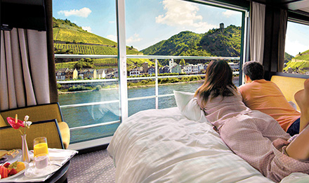 River Cruise Experiences as Wide Open as the Views