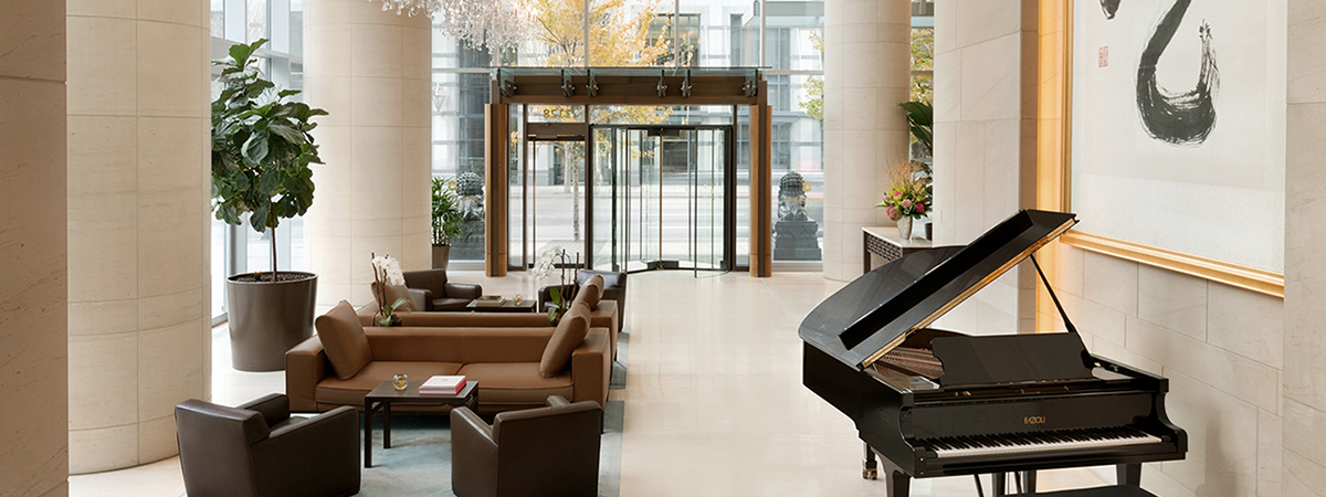 Stay at Shangri-La Hotel Vancouver & receive the 4th night free!