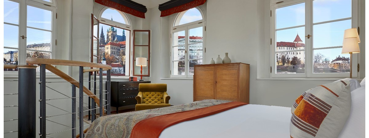 Book 4 nights & pay only for 3 nights at Augustine, a Luxury Collection Hotel, Prague!