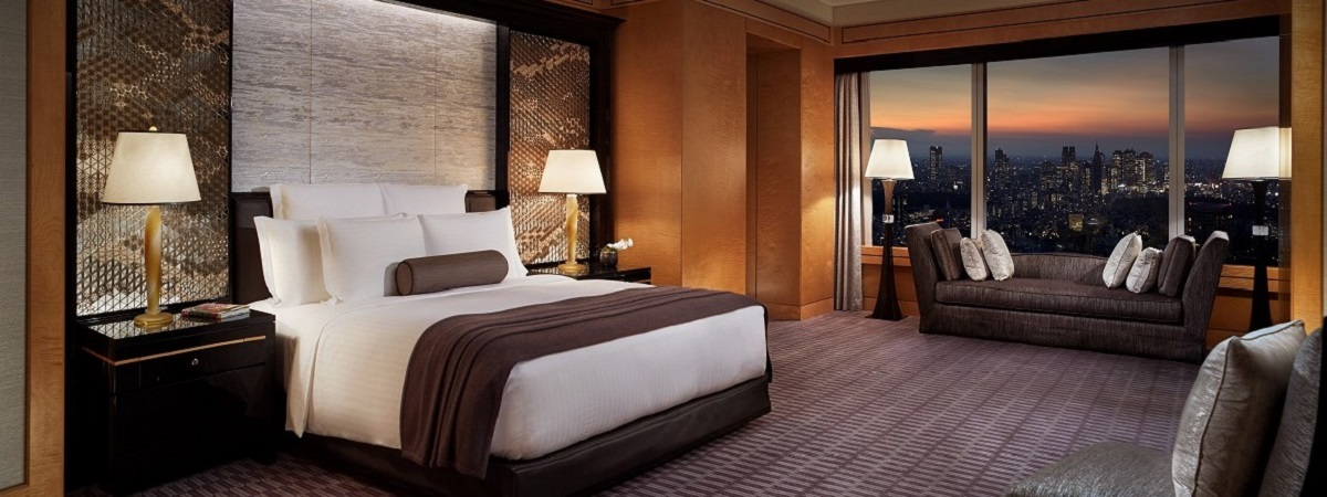One Journey, Two Capitals - Enjoy luxurious accommodations at The Ritz-Carlton, Tokyo and The Ritz-Carlton, Kyoto