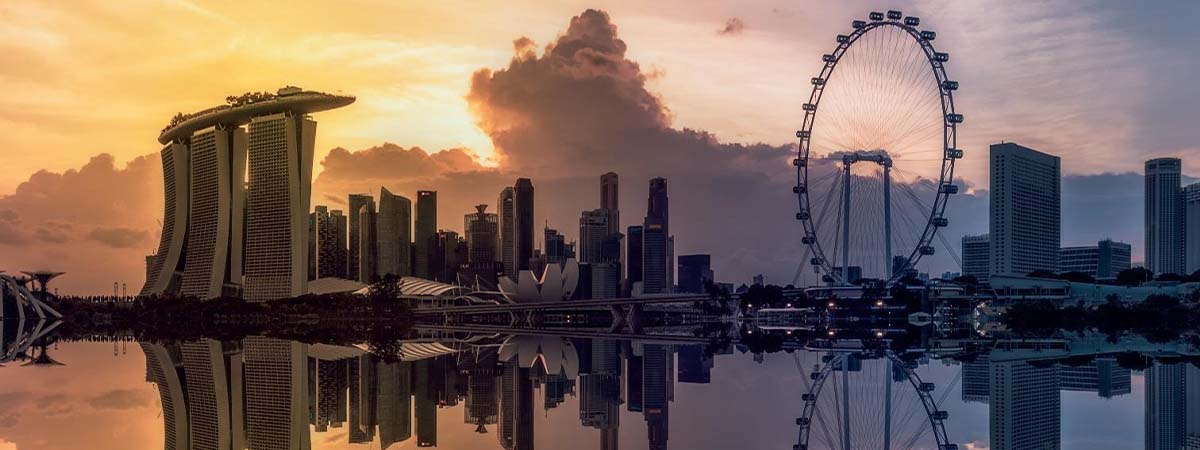 Singapore — Where Passion and Possibilities Meet