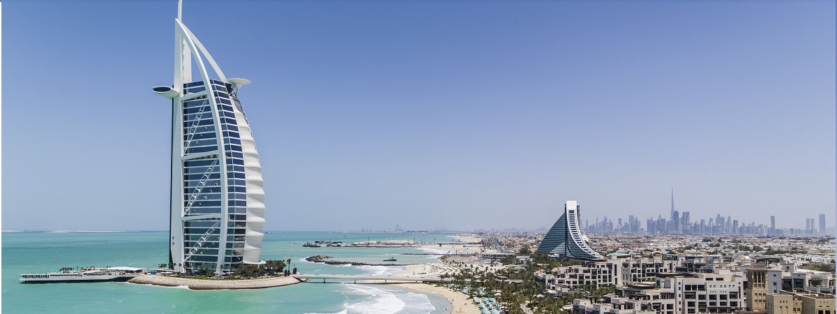 Book three nights at Burj Al Arab Jumeirah and receive the third night with our compliments