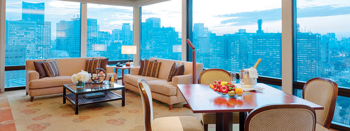 Stay 3 nights and pay for 2 at The Peninsula Tokyo