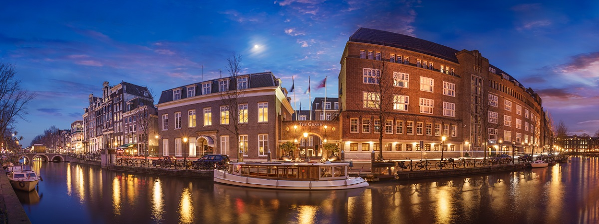 25% off on a 3-night stay at Sofitel Legend The Grand Amsterdam