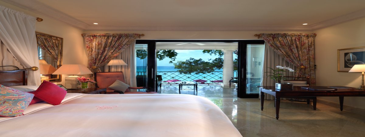"Book the ""Ideal Escape"" promotion at Sandy Lane Hotel"