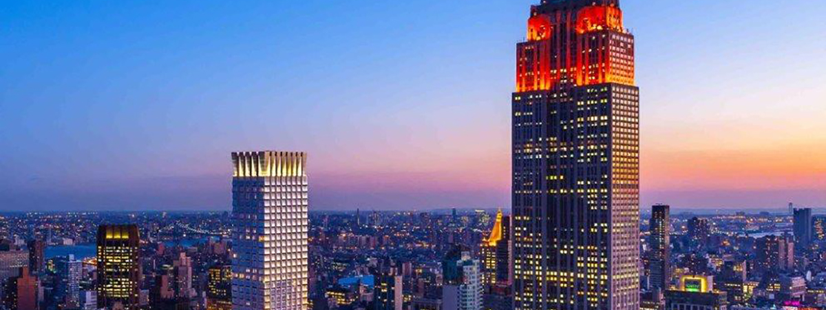 3rd night free at The Langham, New York, Fifth Avenue