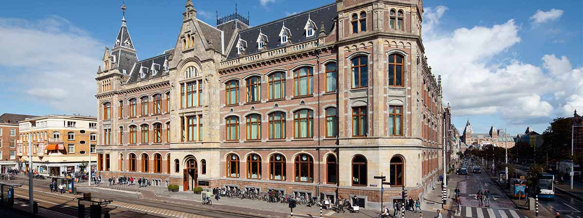 Enjoy every 3rd night free at Conservatorium Hotel Amsterdam!
