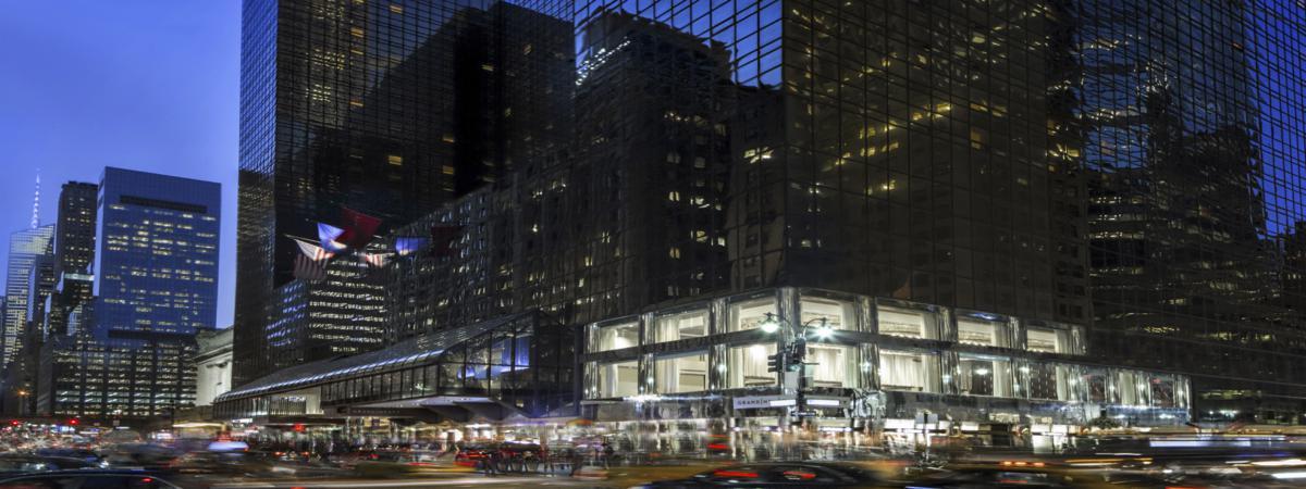 Book your next Grand Getaway at Grand Hyatt New York