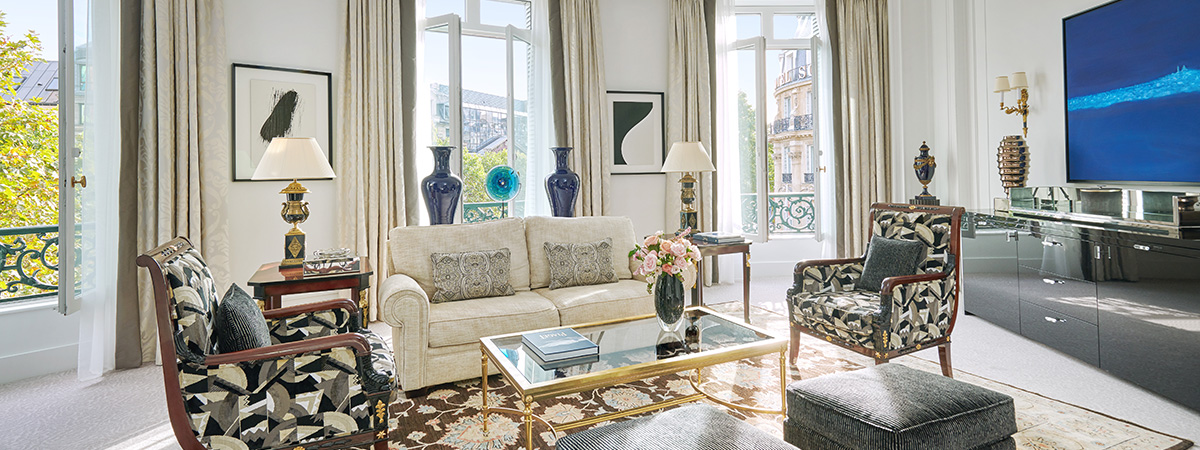 Enjoy the family offer for your next stay at InterContinental Paris Le Grand