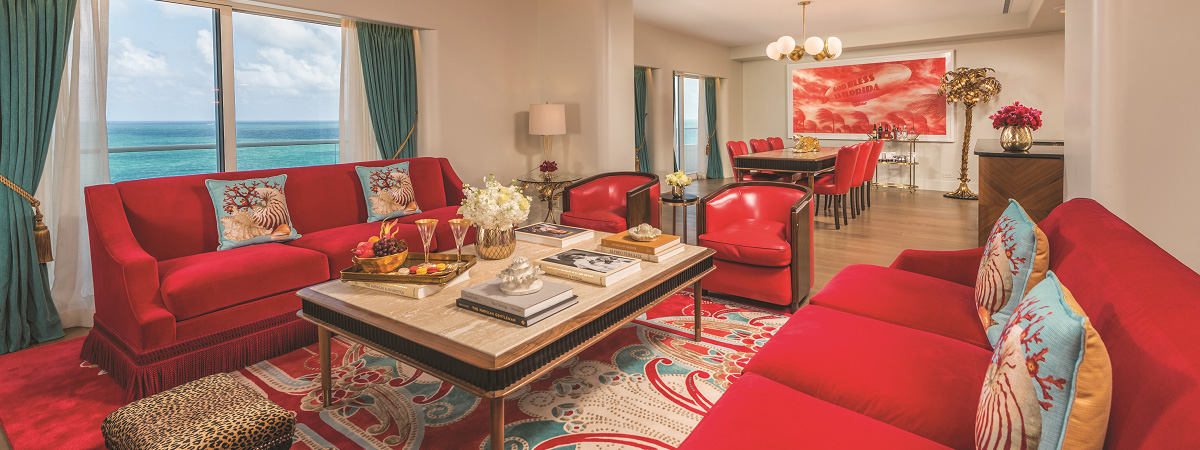 Make Faena your home away from home