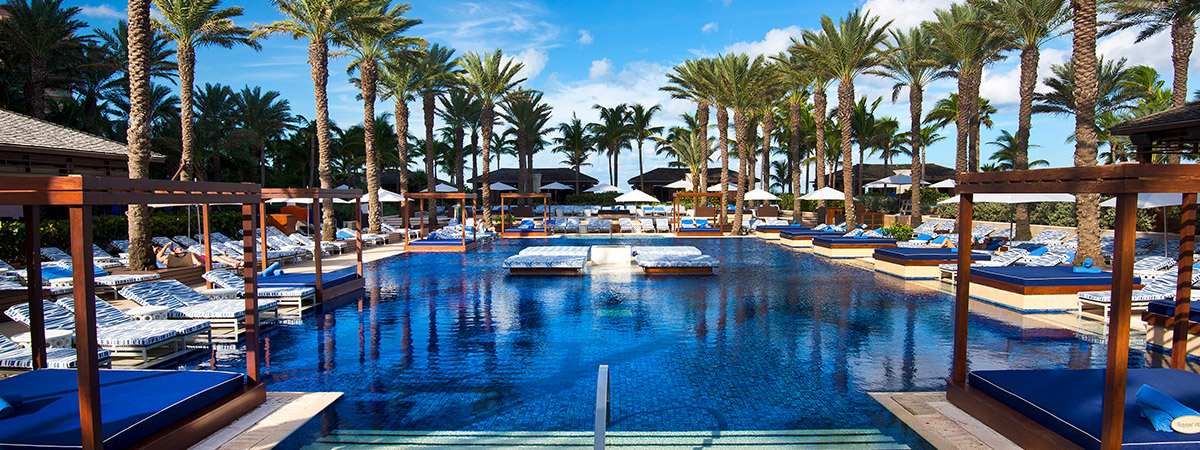 $200 luxury resort credit at The Cove at Atlantis