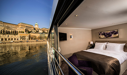 Upgrade to a Panorama Suite for FREE on select 2021 Avalon Waterways Europe river cruises