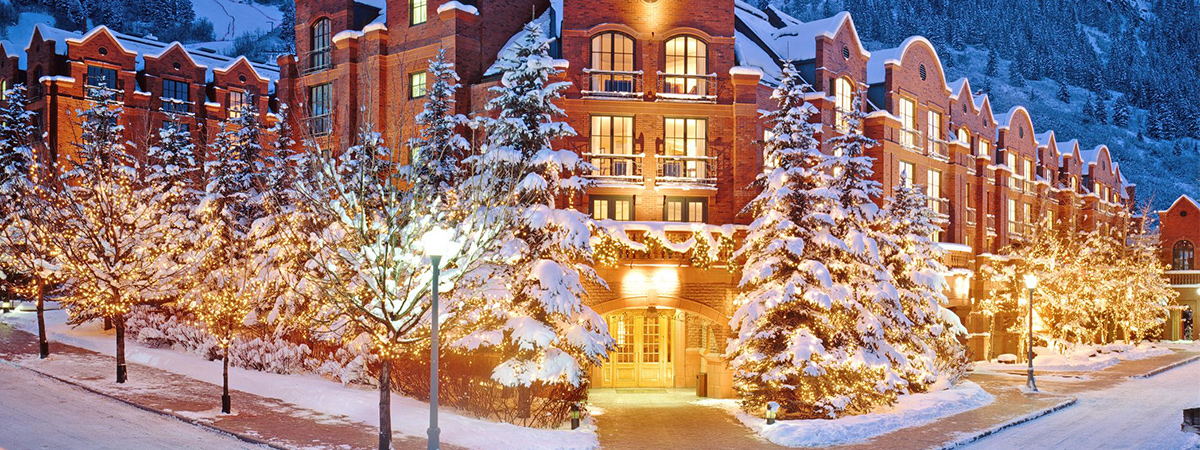 Stay 4 nights or more and receive 20% at The St. Regis Aspen