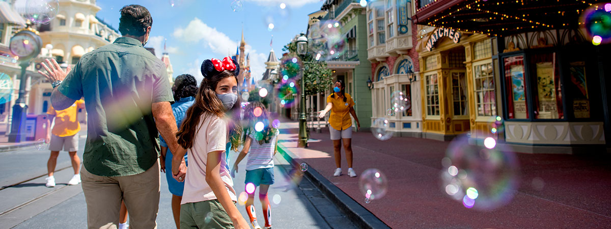 SPECIAL OFFER FOR FLORIDA RESIDENTS - WALT DISNEY WORLD RESORT