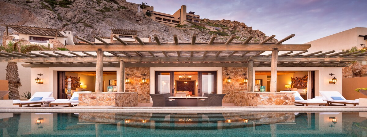 Fourth night free at Waldorf Astoria Los Cabos Pedregal