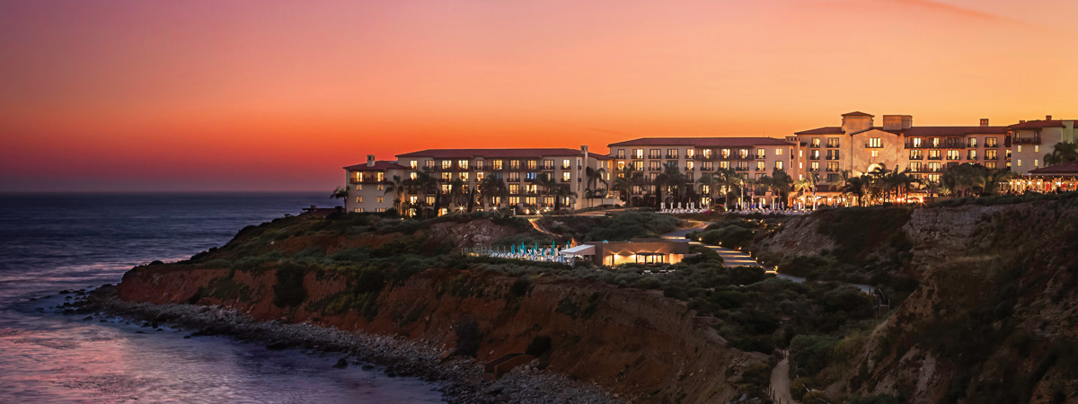 Third night free and up to $300 additional resort credit at Terranea Resort