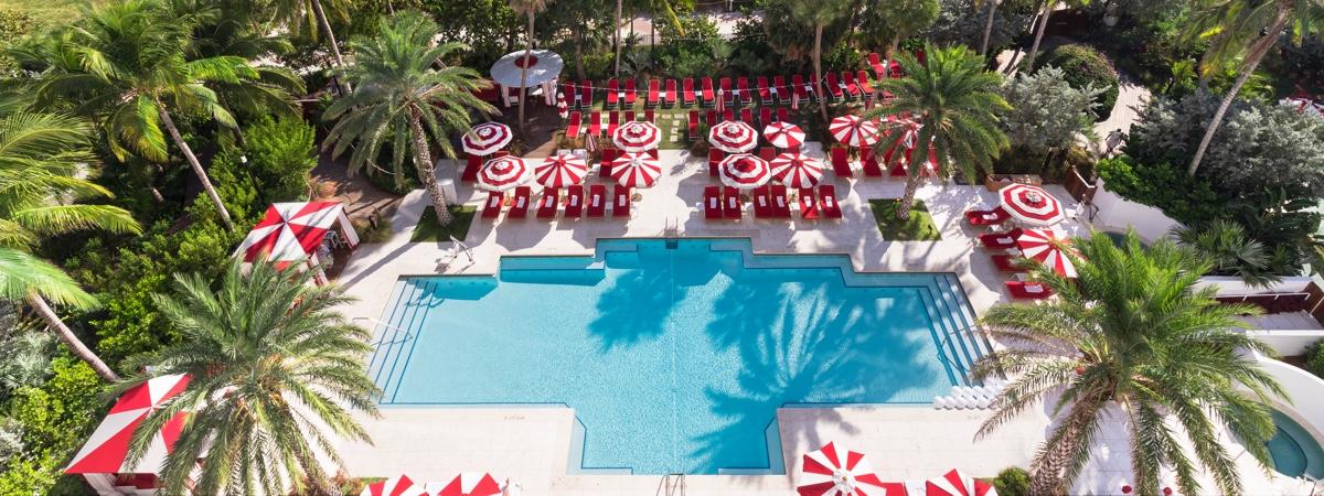 Guaranteed upgrade at time of booking at Faena Miami Beach
