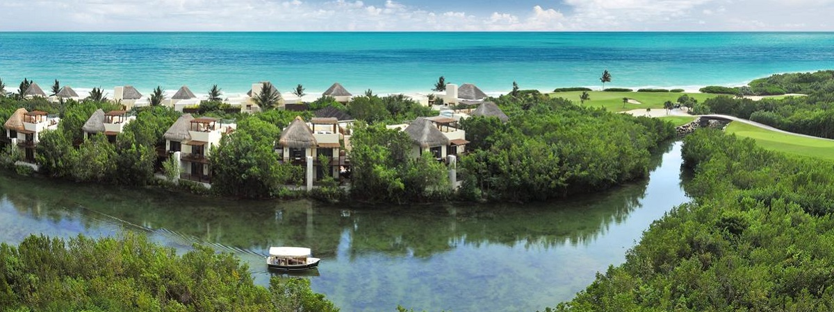 Every fourth night free at Fairmont Mayakoba