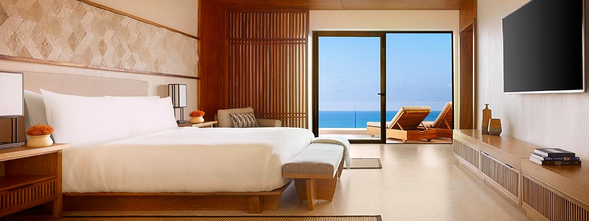 Stay longer at Nobu Hotel Los Cabos