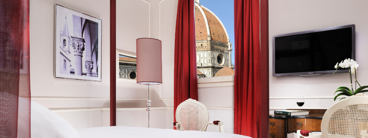 A cultural experience at Brunelleschi Hotel - The heart of Florence