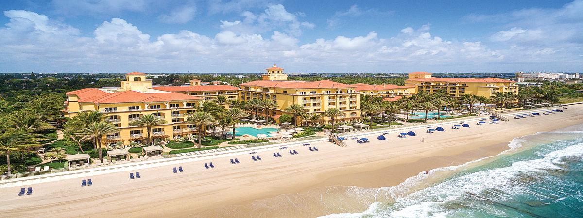 Festive resort credit offer at Eau Palm Beach Resort & Spa