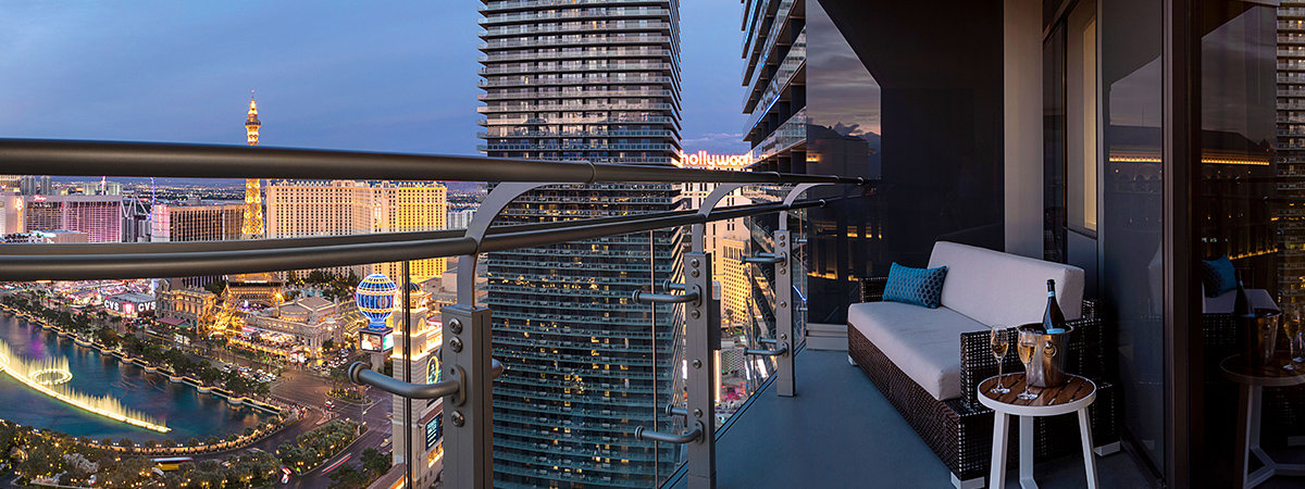 Upgrade at The Cosmopolitan of Las Vegas