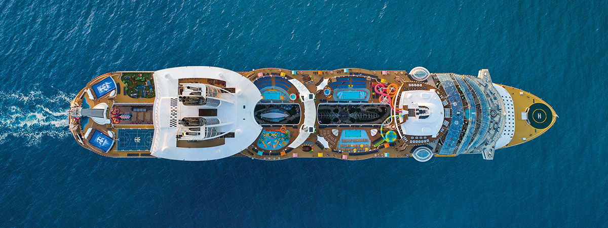 The Most Innovative Ships at Sea