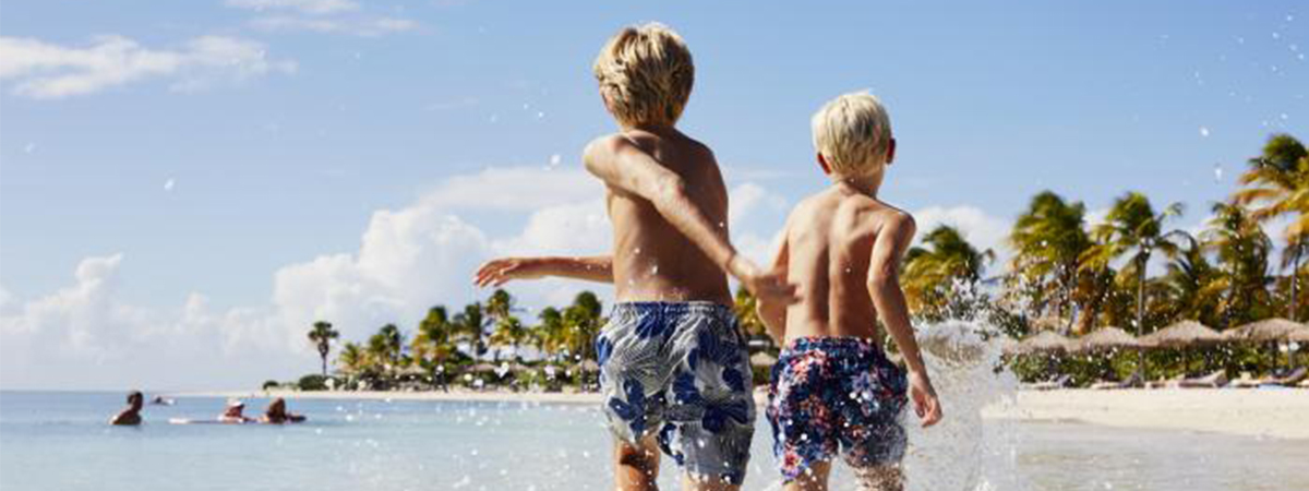 Jumby Bay Island Family Experience - Pay 6 Stay 7 and family picnic on a private island