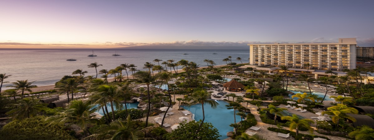 Complimentary night offer at Westin Maui Resort & Spa