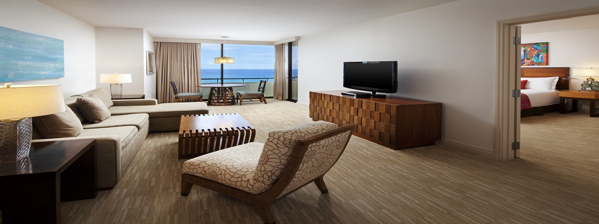 2021 Royal Hawaiian Ocean and Prestige Suite Offers