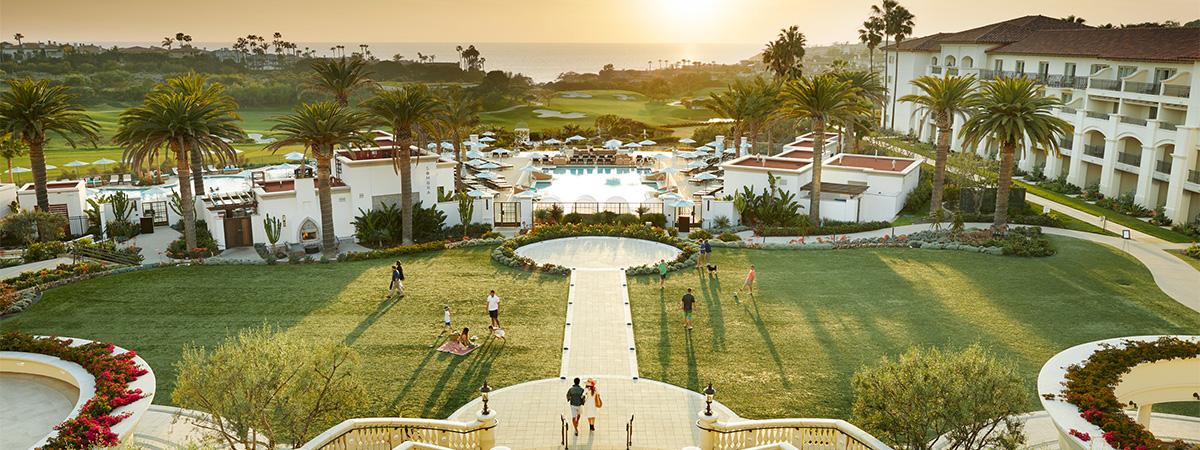 Celebrated luxury with every third night free at Waldorf Astoria Monarch Beach Resort & Club