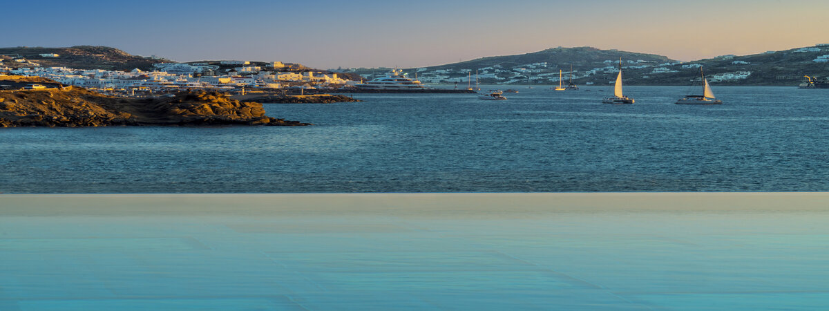 Early Bird Offer - The Relationship Counts at Mykonos Riviera Hotel & Spa