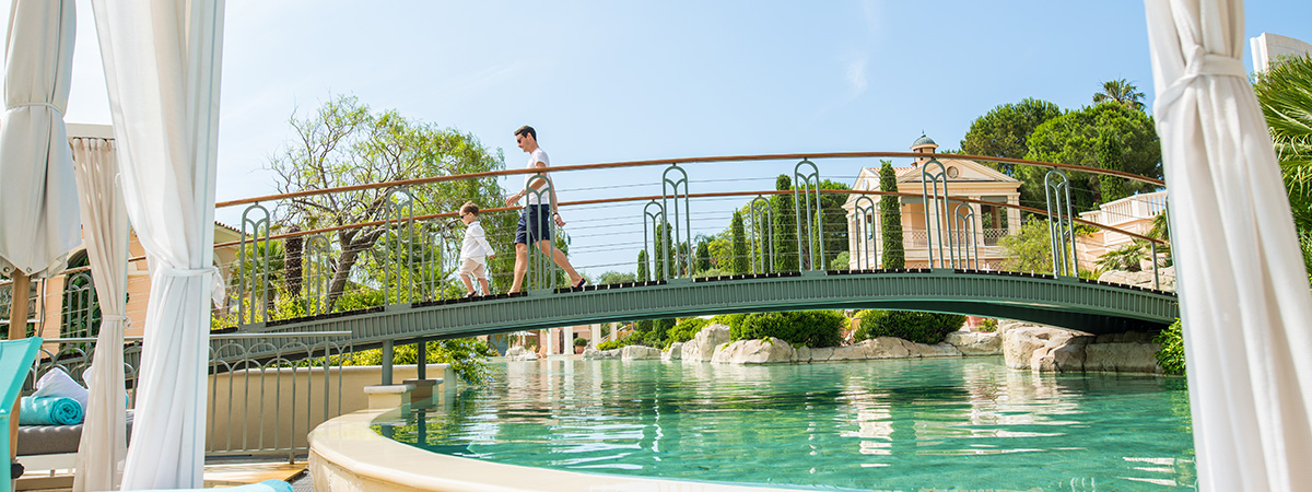 A dream break for families at the Monte-Carlo Bay & Resort