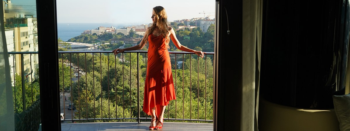 Confirmed one category upgrade at time of booking at St. Regis Istanbul