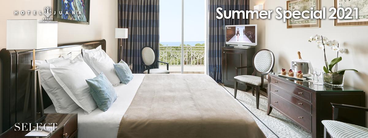 Hotel Juana - Juan les Pins - Summer 2021 Exclusive