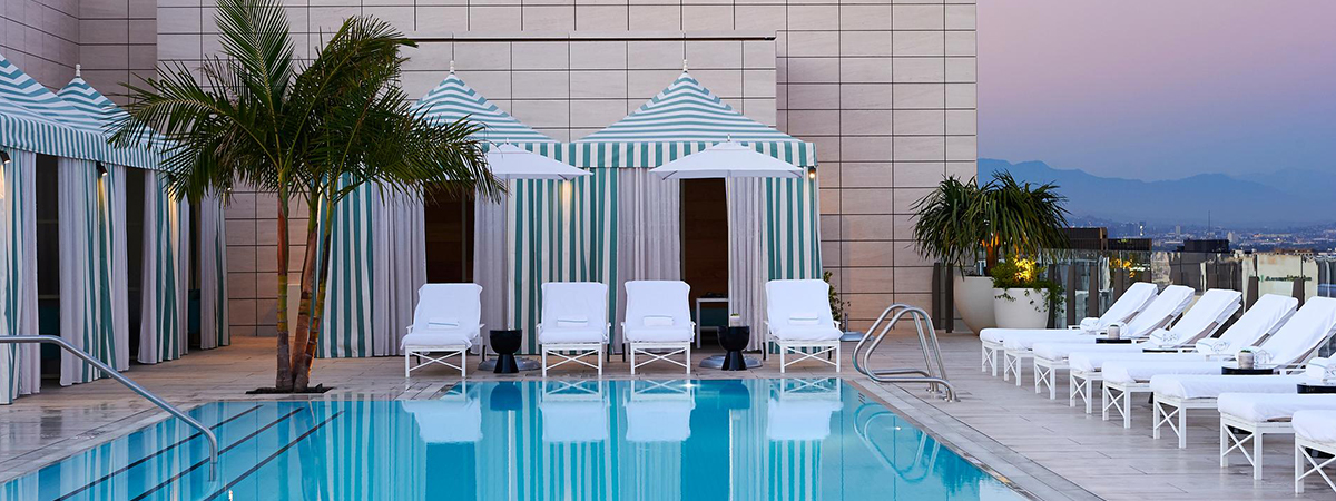 Fall Escape: Complimentary 5th night at Waldorf Astoria Beverly Hills