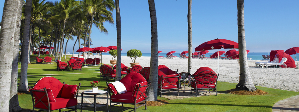 Acqualina Resort and Residences on the Beach Fourth Night Free Promotion.