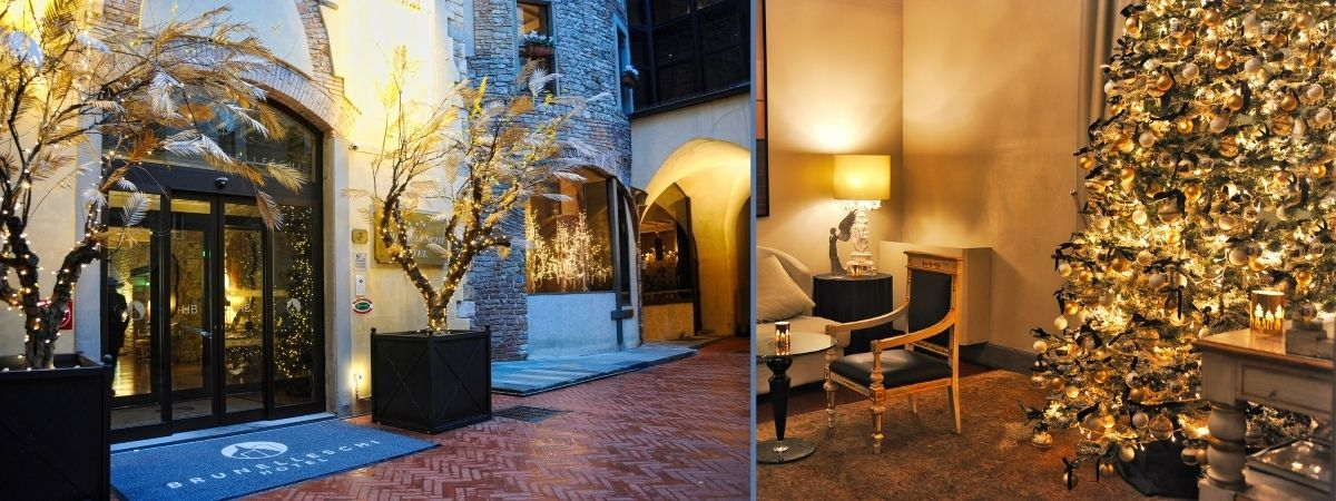 Unforgettable Christmas Holidays at the Brunelleschi Hotel, the Heart of Florence