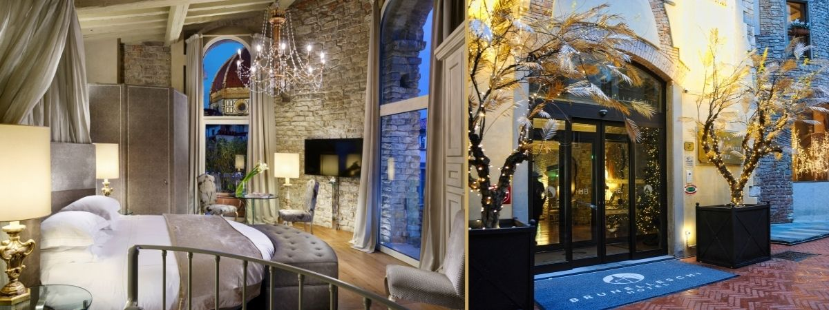 A Fairytale New Year's Eve at the Brunelleschi Hotel