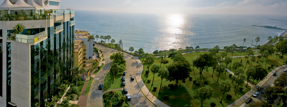 Discover the most cherished secrets Peru has to offer with a Guaranteed upgrade at Miraflores Park, A Belmond Hotel, Lima