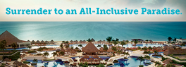 Receive $1,500 Resort Credit + Exclusive Perks at All-Inclusive Resorts this summer!