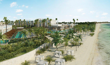 Save up to 45% on Excellence Resorts in Mexico