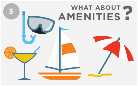 What About Amenities?