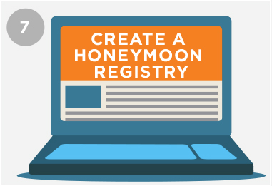 Create a Honeymoon Registry