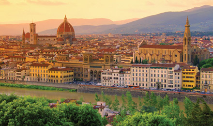 Escorted Tours in Italy with Globus