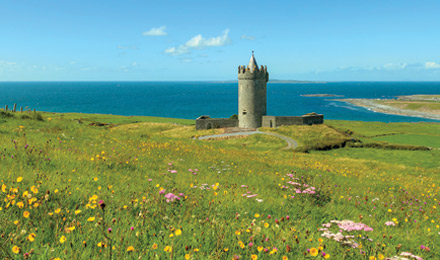 Enjoy Best of Ireland and Britain with CIE Tours