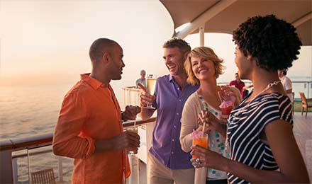 Tropical Cruises with Exciting Perks