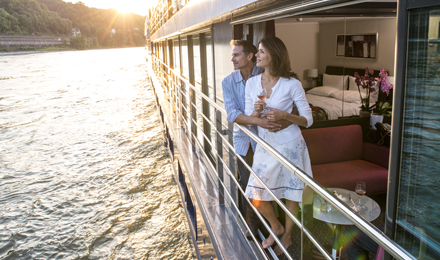 A Whole New Course in River Cruising