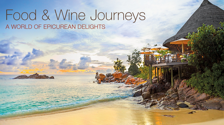 Spectacular Food & Wine Journeys
