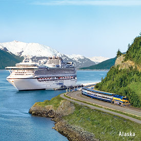 Princess Cruises Ships and Destinations